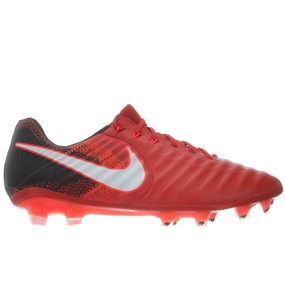 Nike Tiempo Legend VII FG Soccer Cleats (University Red/White/Black)