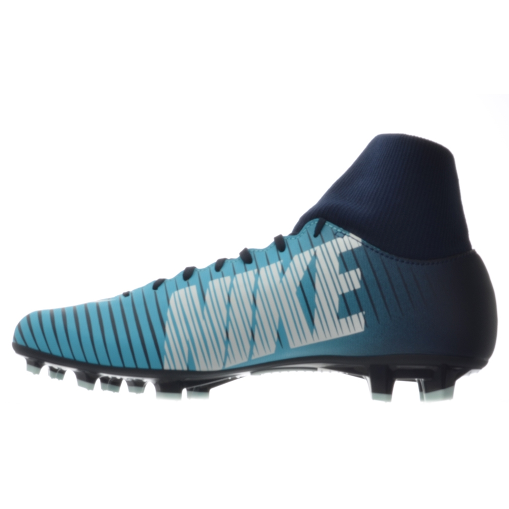 Nike Mercurial Victory VI DF FG Soccer Cleats (Obsidian White Gamma ... d534f3736c421