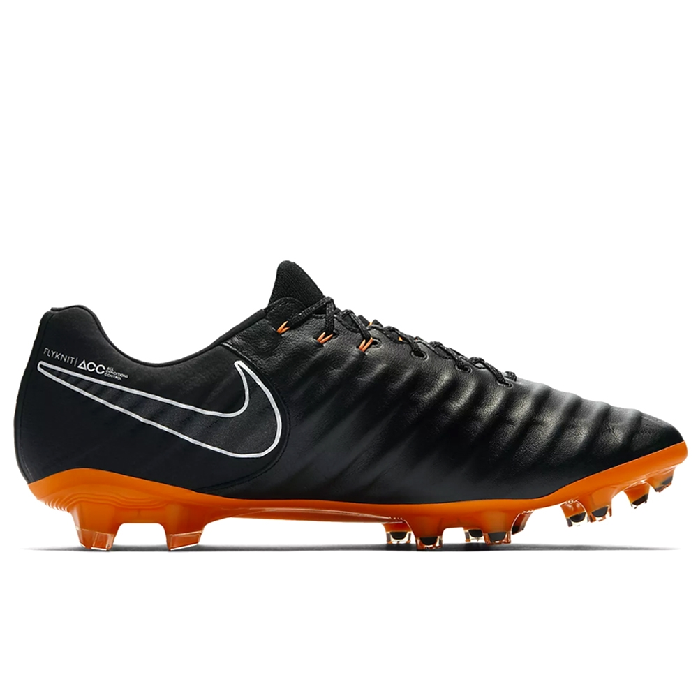 online store 0caec 36746 ... coupon for nike tiempo legend vii elite fg soccer cleats black total  orange white 3bf43 460fc