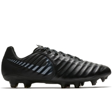 Nike Legend VII Pro FG Soccer Cleats (Black)