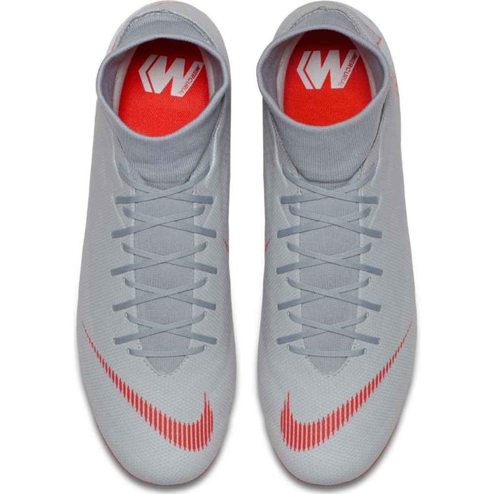 info for c1519 26196 Nike Superfly VI Academy MG Soccer Cleats (Wolf Grey Light Crimson Pure ...