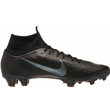 Nike Superfly VI Pro FG Soccer Cleats (Black)