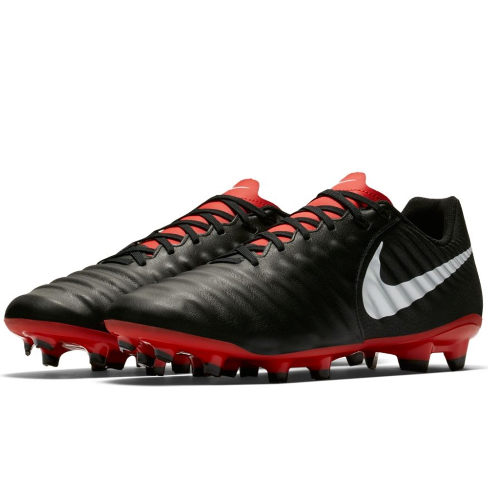 1caa2e79f Nike Tiempo Legend VII Academy MG Soccer Cleats (Black Pure Platinum ...