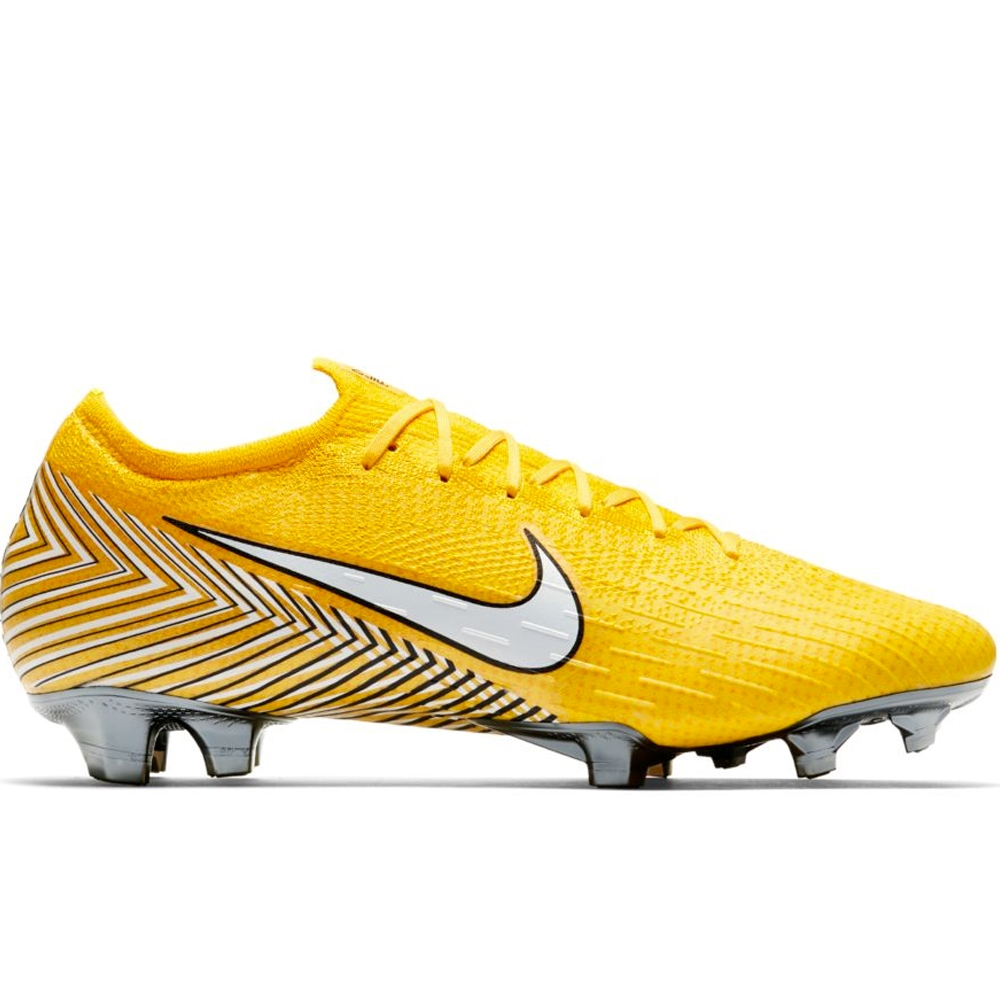 2ca2425e462 Nike Neymar Vapor 12 Elite FG Soccer Cleats (Amarillo White Dynamic ...