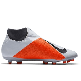 e9f06d414 Nike Phantom Vision Academy DF FG/MG Soccer Cleats (Pure Platinum/Black/Light  Crimson/Dark Grey) | AO3258-060 | Nike Soccer Cleats | SOCCERCORNER.COM