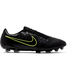 Nike Phantom Venom Elite FG Soccer Cleats (Black/Volt)