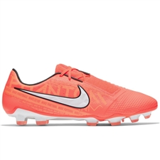 Nike Phantom Venom Elite FG Soccer Cleats (Bright Mango/White/Orange Pulse)