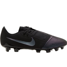 Nike Phantom Venom Pro FG Soccer Cleats (Black)