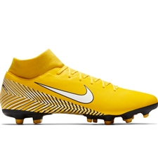 Nike Neymar Superfly 6 Academy MG Soccer Cleats (Amarillo/White/Black)