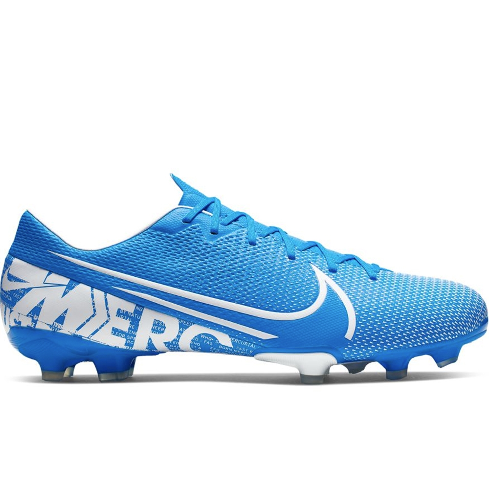 the best unique design huge discount Nike Vapor 13 Academy MG Soccer Cleats (Blue Hero/White/Obsidian)
