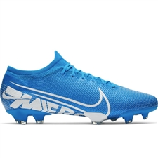 Nike Vapor 13 Pro FG Soccer Cleats (Blue Hero/White/Obsidian)
