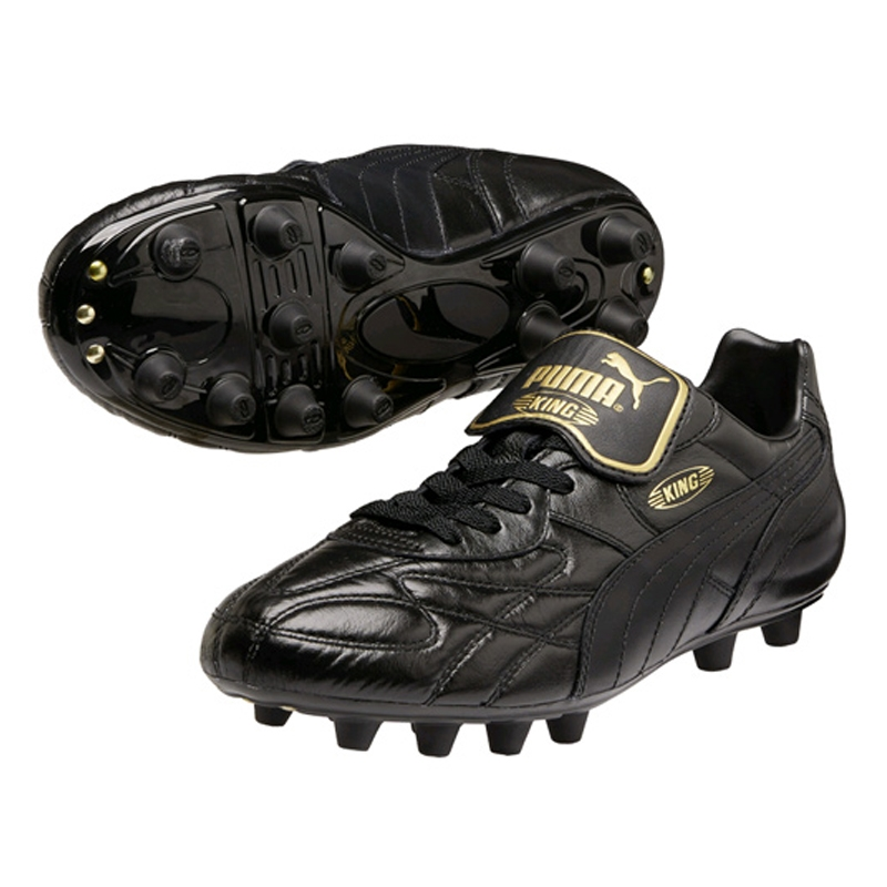 puma king all black