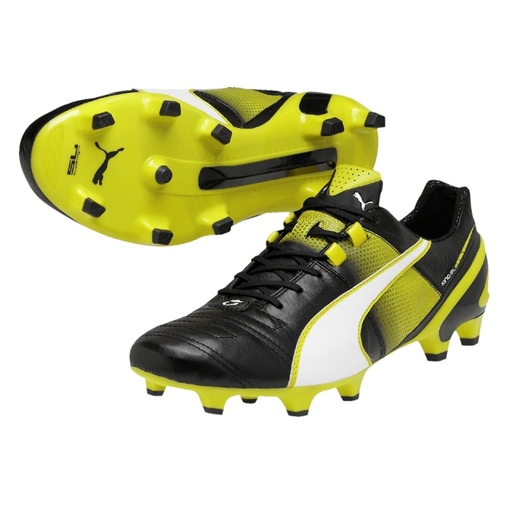 SALE  99.95 - Puma King II Superlight FG (Black White Sulphur Spring ... f5cd9eb05