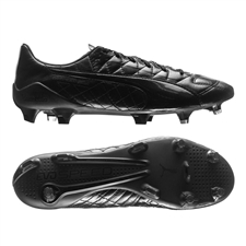 Puma evoSPEED SL K FG (Triple Black)