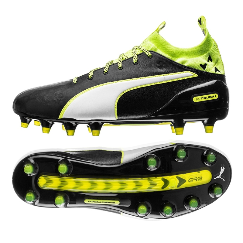 92f850b13575 evoTOUCH | PUMA 103672-01 | Puma evoTOUCH 1 FG Soccer Cleats in ...
