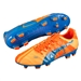 Puma evoPOWER 3.2 Tricks FG Soccer Cleats (Orange Clownfish/Electric Blue Lemonade)