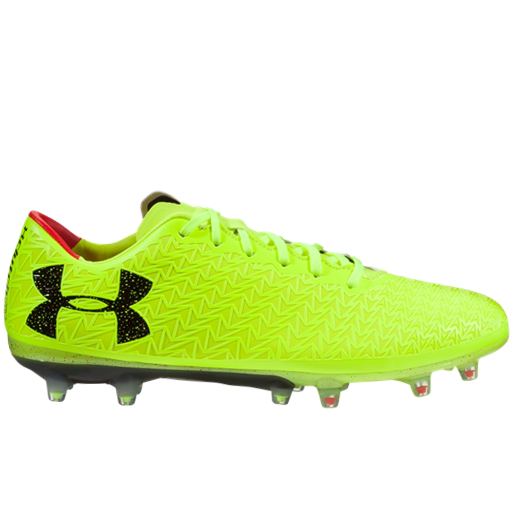 5c418da89639 Under Armour ClutchFit Force 3.0 FG Soccer Cleats (High Vis Yellow/Black) | Under  Armour Soccer Cleats | Under Armour 1278817-726 | SoccerCorner.com