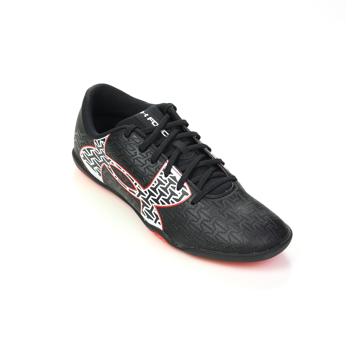 da0abc4775b3  57.49 - Under Armour Clutchfit Force 2 Indoor Soccer Shoes (Black ...