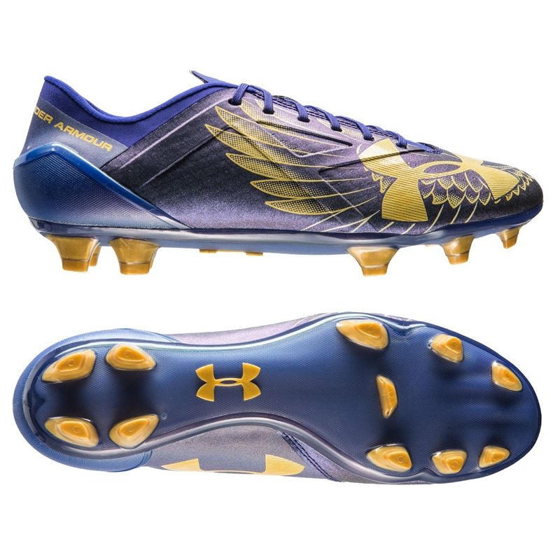 7015af9f6 Under Armour Spotlight DC FG  16 (Purple Gold)