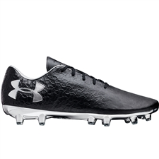 Under Armour Magnetico Pro FG (Black/Metallic Silver)