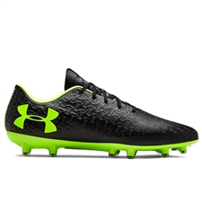 Under Armour Magnetico Pro FG (Black/Lime)