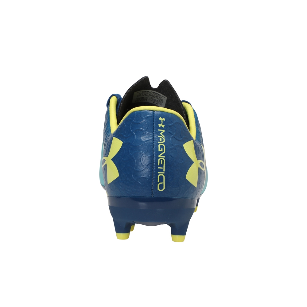 d1ead0d5d Under Armour Youth Magnetico Select FG Soccer Cleats (Teal Punch ...
