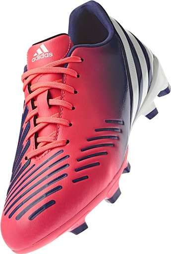 ceed3755b3f6 Adidas Women's Predator Absolado LZ TRX FG Soccer Cleats (Red Zest/Running  White/Collegiate ...