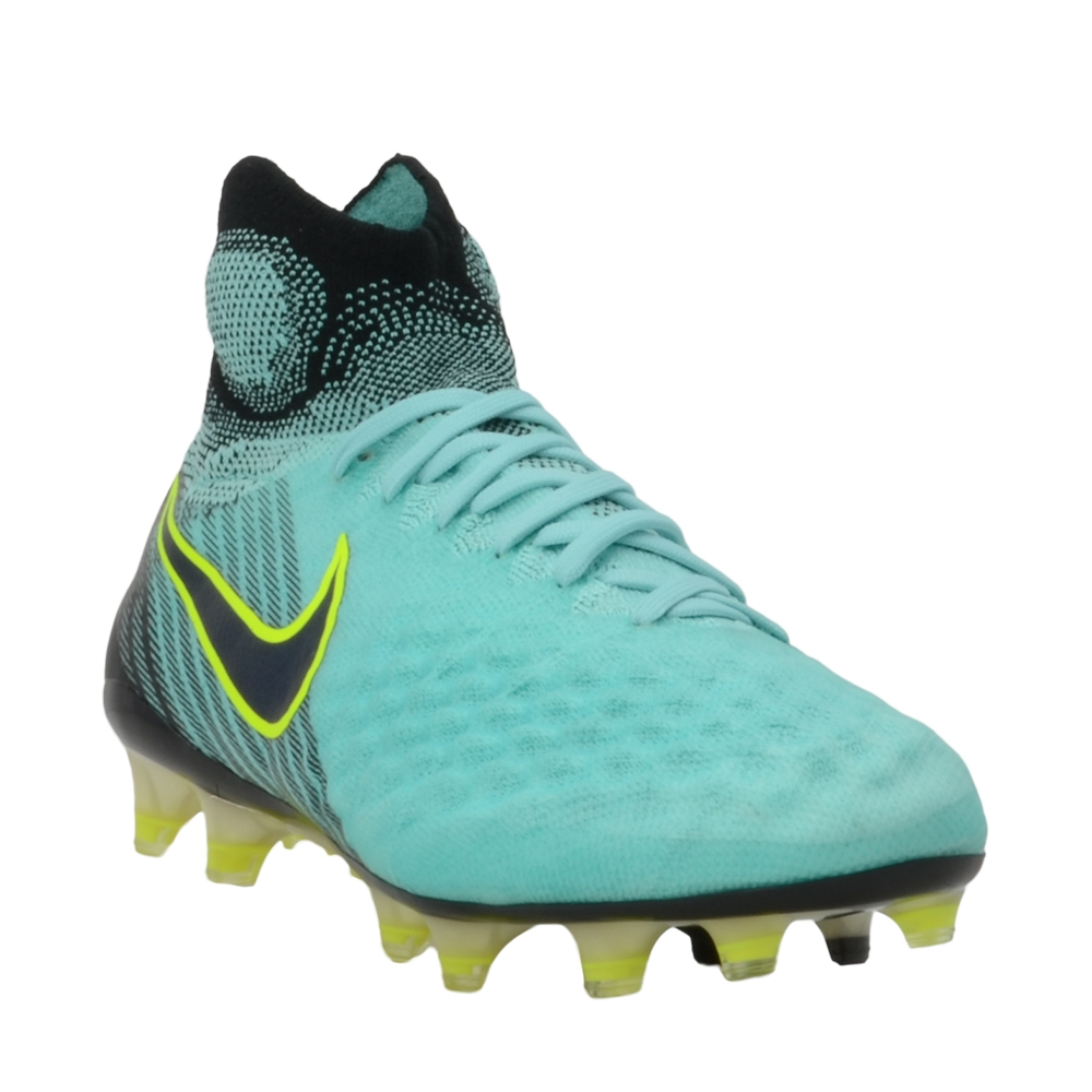 0e274e453be Nike Women s Magista Obra II FG Soccer Cleats (Light Aqua Black Igloo Volt)