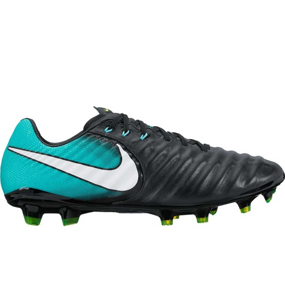 c60b749380ff shopping nike womens tiempo legacy iii fg soccer cleats black white light  aqua 0a648 b020f