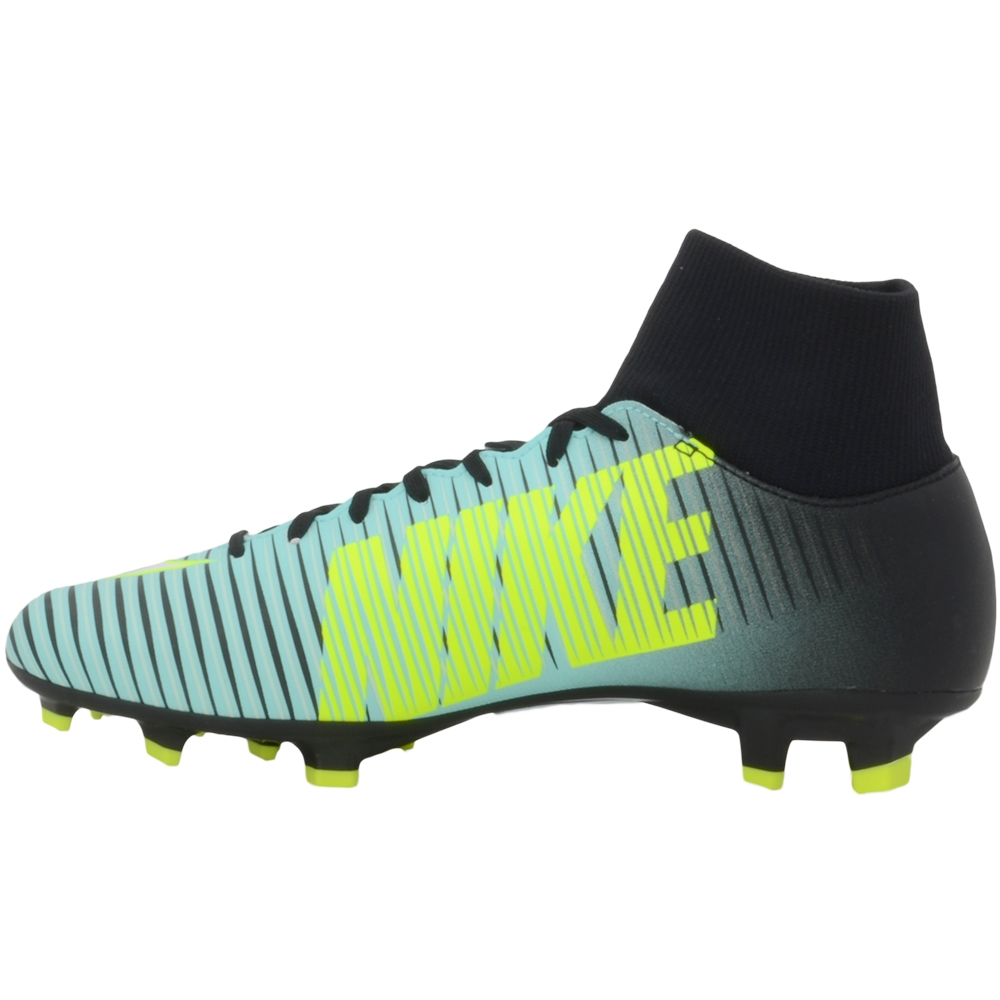 Nike Women s Mercurial Victory VI FG Soccer Cleats (Light Aqua White ... bba3e9f8fc