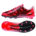Adidas F10 Youth FG Soccer Cleats (Solar Red/Black/White)
