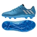 Adidas Messi 16.1 Youth FG Soccer Cleats (Shock Blue/Silver Metallic) |  Adidas Soccer Cleats | FREE SHIPPING | Adidas BB3852 |  SOCCERCORNER.COM