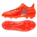 Adidas X 16.1 Youth FG Soccer Cleats (Solar Red/Silver Metallic) |  Adidas Soccer Cleats | FREE SHIPPING | Adidas BB3859 |  SOCCERCORNER.COM