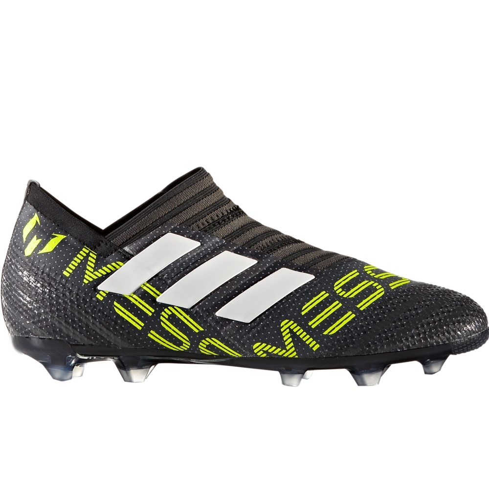 cc755bd34ad3 Adidas Nemeziz Messi 17+ 360Agility Youth FG Soccer Cleats (Core  Black/White/