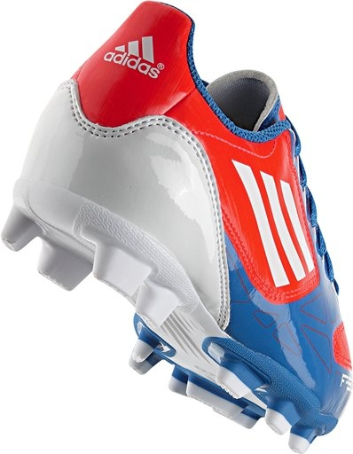 af5e52728cb3 Adidas F5 TRX FG Youth Soccer Cleats (Infrared Running ...