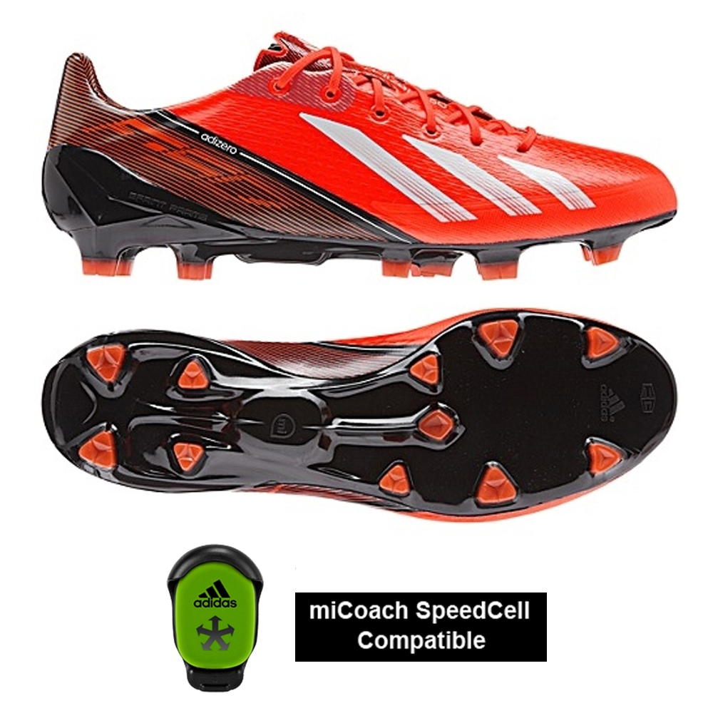 wholesale dealer 3be2c fad62 Adidas Soccer Cleats  FREE SHIPPING  Adidas Q33844   Adidas F50 adizero  (Synthetic)