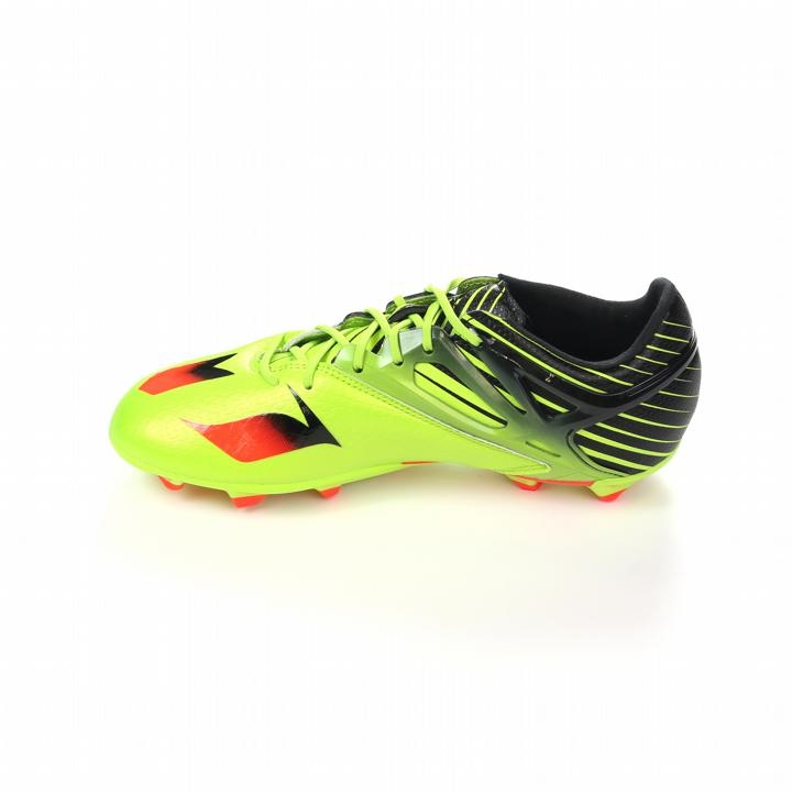 223d09634 Messi 15.1 Youth FG AG Soccer Cleats (Semi Solar Slime Solar Red ...