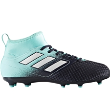 Adidas ACE 17.3 Primemesh Youth FG Soccer Cleats (Energy Aqua/White/Legend Ink) | Adidas Soccer Cleats | FREE SHIPPING | Adidas S77068 |  SOCCERCORNER.COM