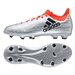 Adidas X 16.3 Youth FG Soccer Cleats (Silver Metallic/Core Black/Solar Red) |  Adidas Soccer Cleats |FREE SHIPPING| Adidas S79488 |  SOCCERCORNER.COM