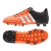 Adidas ACE 15.1 Youth FG/AG Soccer Cleats (Solar Orange/White/Black) |  Adidas Soccer Cleats |FREE SHIPPING| Adidas S83213|  SOCCERCORNER.COM