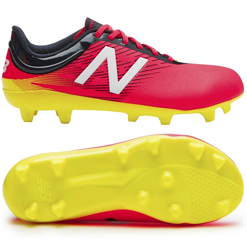 e72ce8bab6622 New Balance Furon 2.0 Dispatch FG Youth Soccer Cleats (Bright  Cherry/Galaxy/Firefly) | New Balance Soccer Cleats | New Balance JSFUDFCG |  SoccerCorner.com