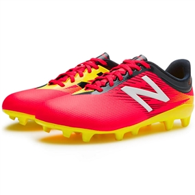 04d7a79e2aac6 New Balance Furon 2.0 Dispatch FG Youth Soccer Cleats (Bright Cherry/Galaxy/Firefly)  | New Balance Soccer Cleats | New Balance JSFUDFCG | SoccerCorner.com