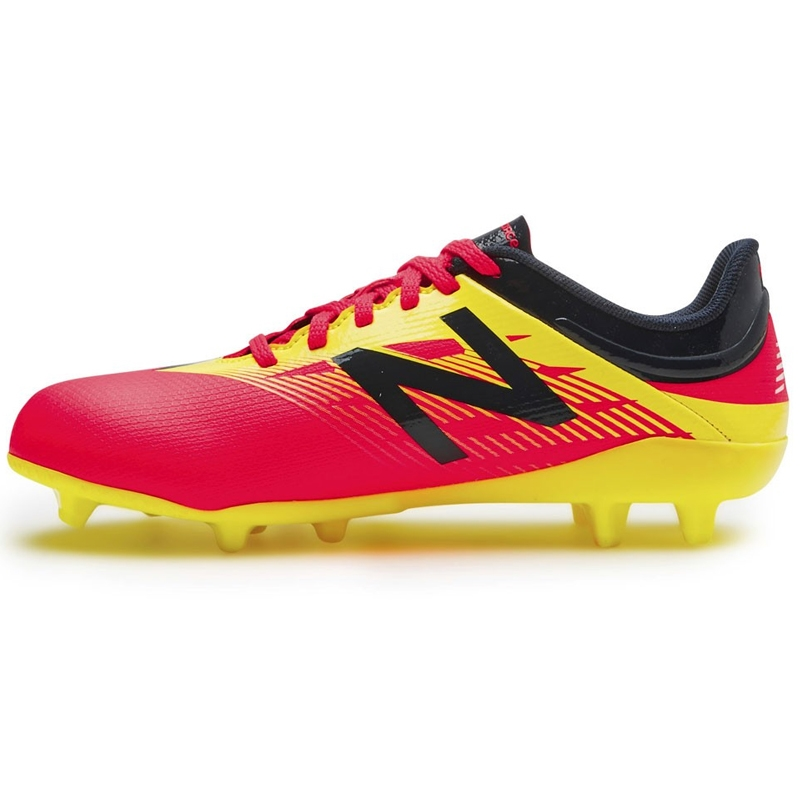 865880a9e New Balance Furon 2.0 Dispatch FG Youth Soccer Cleats (Bright Cherry ...
