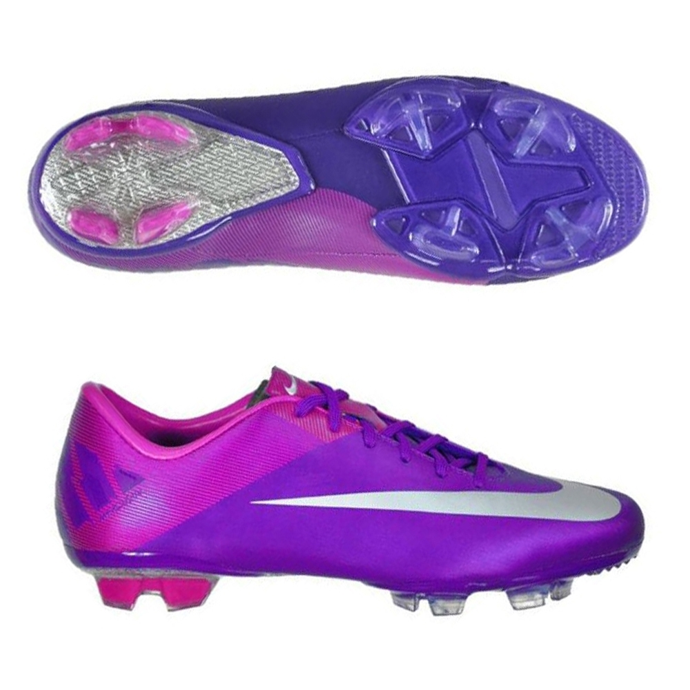 SALE  49.95 - Nike Vapor VII Youth FG Cleats in Purple  7a5bce279