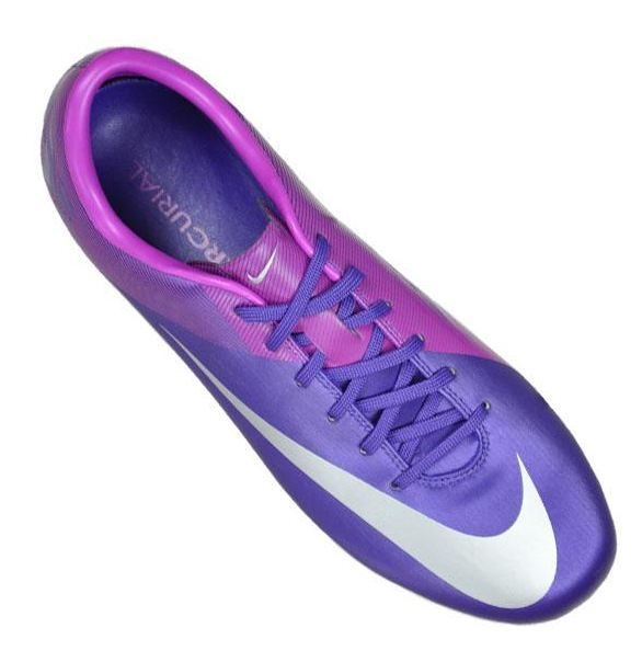 ad29d44c1 SALE $49.95 - Nike Vapor VII Youth FG Cleats in Purple | 442058-505 ...