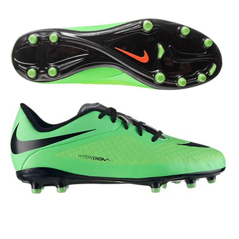 Youth Soccer Cleats | Nike Hypervenom Phelon Youth Soccer Cleats ...