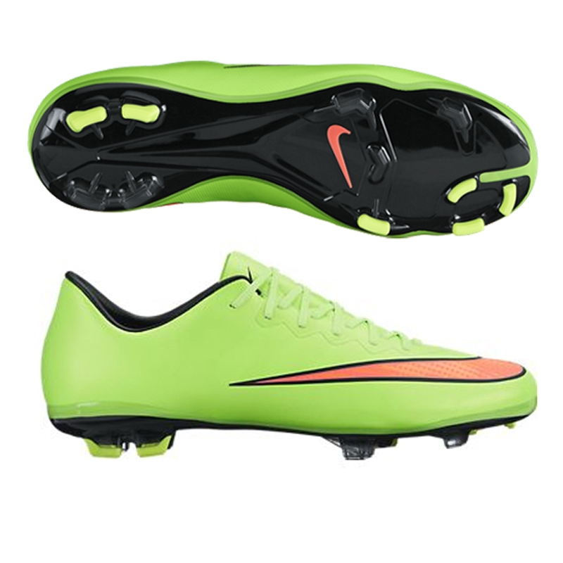 SALE  79.95 - Nike Youth Mercurial Vapor X FG Soccer Cleats ... 789e60743e