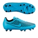 Nike Youth Magista Onda FG Soccer Cleats (Turquoise Blue/Black)