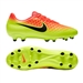 Nike Magista Onda FG Youth Soccer Cleats (Total Crimson/Black/Volt/Bright Citrus)