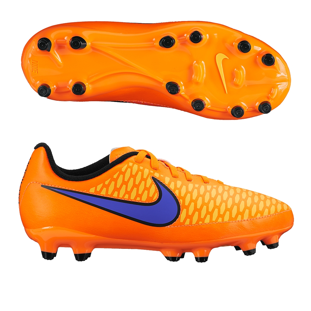 b9541dad2957  49.49 - Nike Magista Onda FG Youth Soccer Cleats (Total Orange Laser  Orange Hyper Punch Persian Violet)